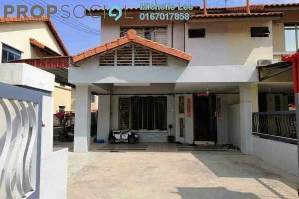 For Sale Terrace at Perjiranan 11, Bandar Dato' Onn Freehold Semi Furnished 4R/3B 650k
