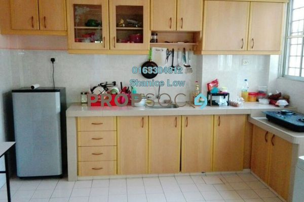 Apartment For Sale in D'Palma Apartment, Pusat Bandar Puchong Freehold Semi Furnished 3R/2B 358k
