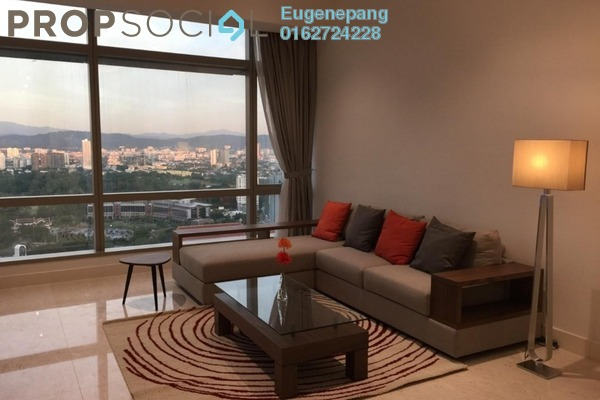 Condominium For Sale in Banyan Tree, KLCC Freehold Fully Furnished 1R/2B 2.3m