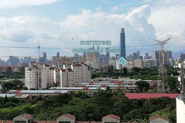 Condominium For Sale in Seri Mas, Bandar Sri Permaisuri Leasehold Semi Furnished 3R/2B 530k