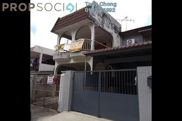 Terrace For Sale in Taman Muda, Pandan Indah Freehold Semi Furnished 2R/2B 338k
