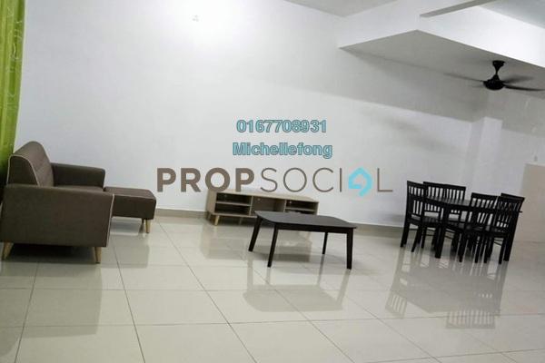 Terrace For Rent in Sri Penawar @ Desaru, Johor Freehold Fully Furnished 4R/3B 2.5k