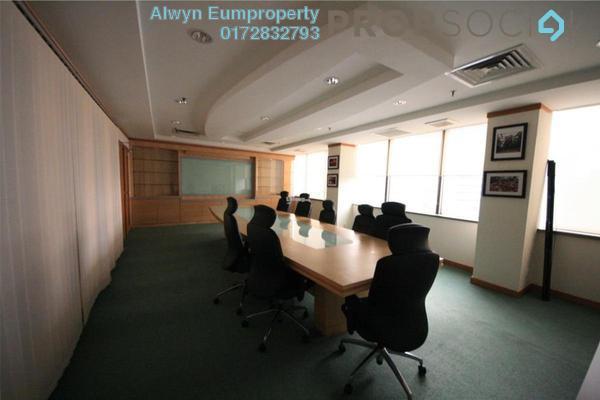 Office For Rent in Menara KH, KLCC Freehold Semi Furnished 0R/0B 21k
