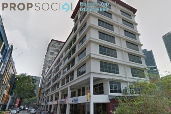 Office For Sale in Taragon Kelana, Kelana Jaya Freehold Unfurnished 0R/0B 529k
