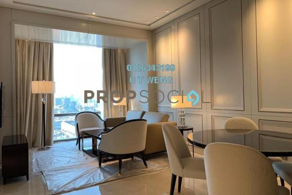 Condominium For Rent in Pavilion Suites, Bukit Bintang Freehold Fully Furnished 1R/2B 6k