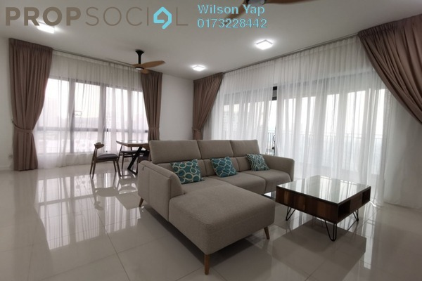 Condominium For Rent in Residensi 22, Mont Kiara Freehold fully_furnished 3R/4B 8.5k