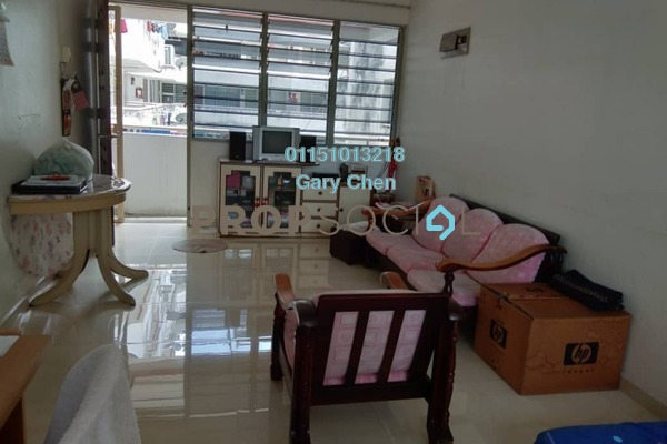 Condominium For Sale in Taman Lip Sin, Sungai Nibong Freehold Semi Furnished 3R/2B 370k