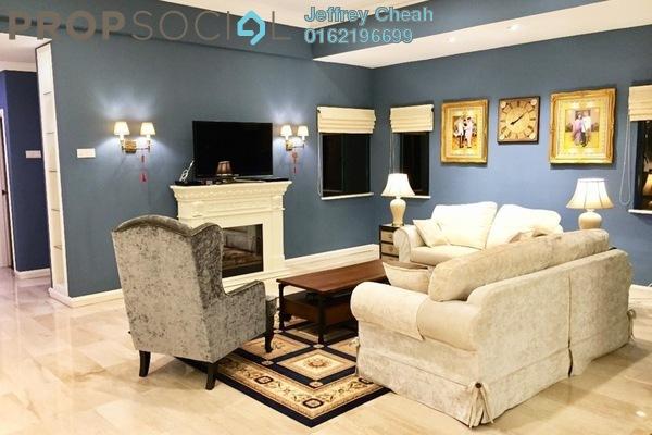 Condominium For Sale in Sri Kenny, Kenny Hills Freehold Semi Furnished 5R/4B 2.5m