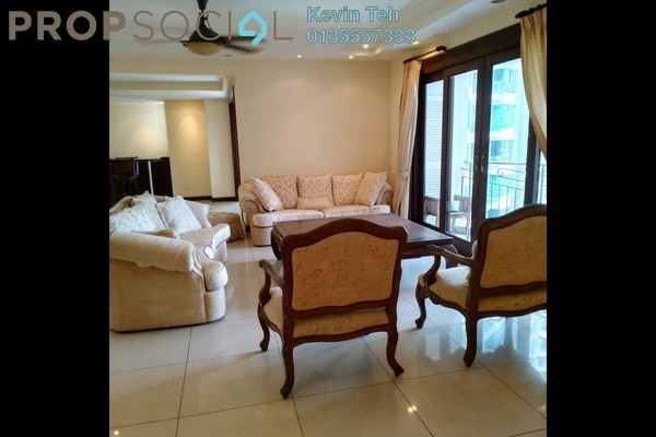 For Rent Condominium at Sutramas, Dutamas Freehold Fully Furnished 4R/5B 7.5k