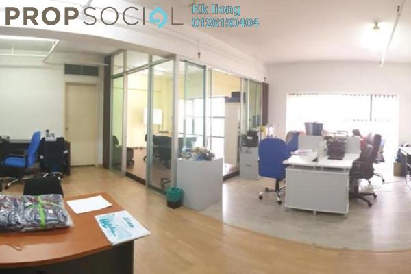 Office For Rent in Plaza 138, KLCC Freehold Fully Furnished 0R/0B 2.5k