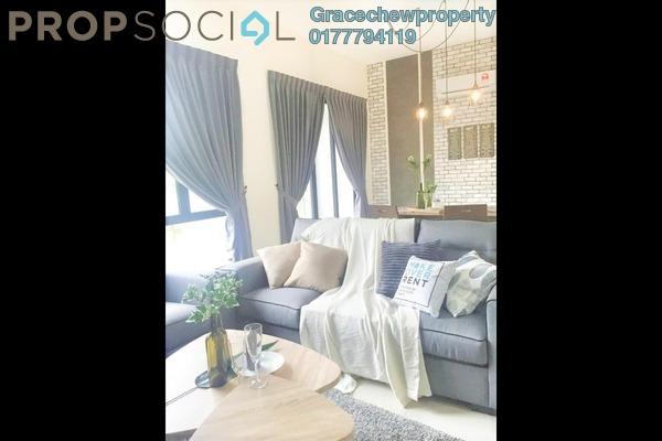 Apartment For Rent in Impian Senibong, Bandar Baru Permas Jaya Freehold Fully Furnished 3R/2B 2.18k