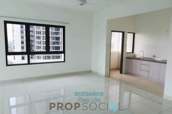 Serviced Residence For Rent in The Link 2 @ Bukit Jalil, Bukit Jalil Freehold Semi Furnished 3R/2B 2.2k