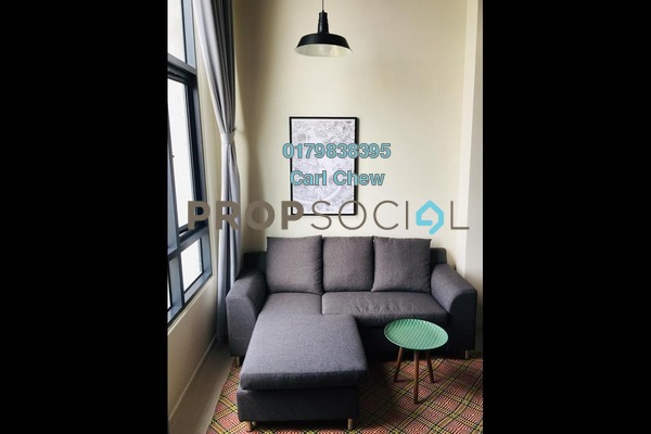 Condominium For Sale in Tamarind Suites, Cyberjaya Freehold Fully Furnished 1R/1B 560k