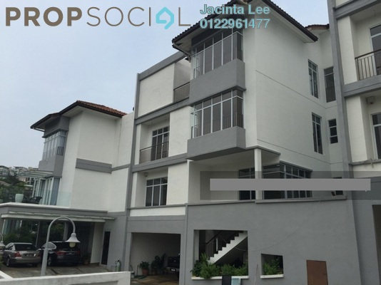 Bungalow For Sale in Bukit Ledang, Damansara Heights Leasehold Unfurnished 5R/5B 1.72m
