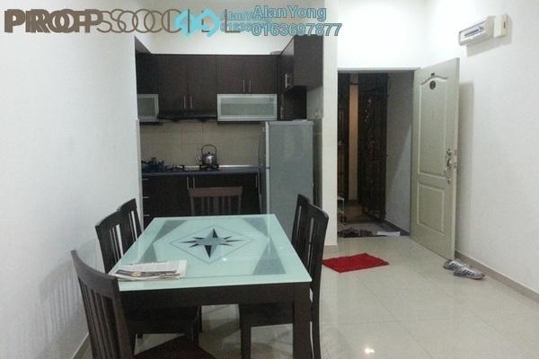 Condominium For Rent in Putra Majestik, Sentul Freehold Semi Furnished 3R/2B 1.65k