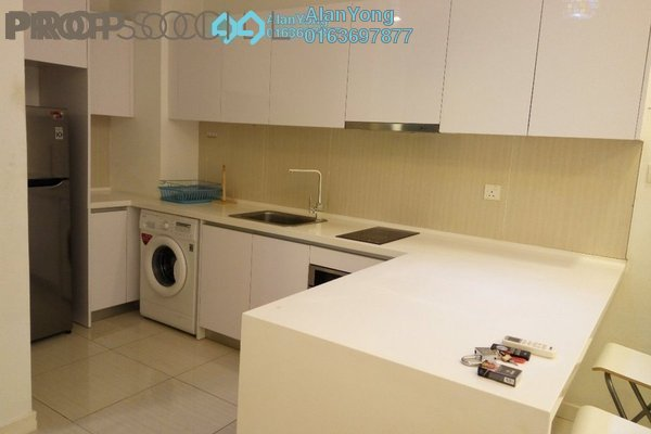 Condominium For Sale in The Elements, Ampang Hilir Freehold fully_furnished 1R/1B 459k