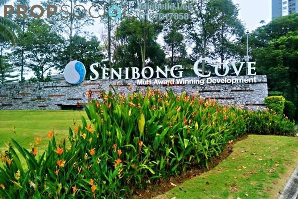Semi-Detached For Sale in Senibong Cove, Bandar Baru Permas Jaya Freehold Fully Furnished 4R/5B 3m
