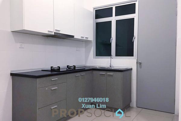 Condominium For Sale in Kiara Residence 2, Bukit Jalil Freehold Semi Furnished 3R/2B 630k