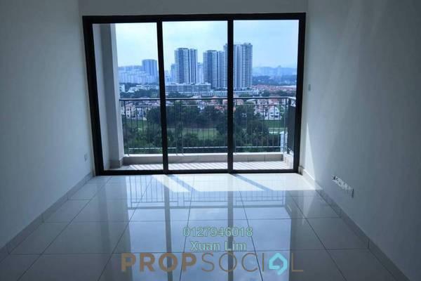 Serviced Residence For Sale in The Link 2 @ Bukit Jalil, Bukit Jalil Freehold Unfurnished 3R/2B 720k