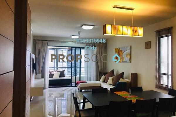 Condominium For Rent in Ameera Residences, Petaling Jaya Freehold Fully Furnished 3R/2B 3.5k