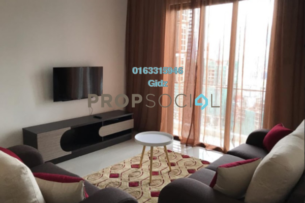 Apartment For Rent in South View, Bangsar South Freehold Fully Furnished 3R/2B 3.8k