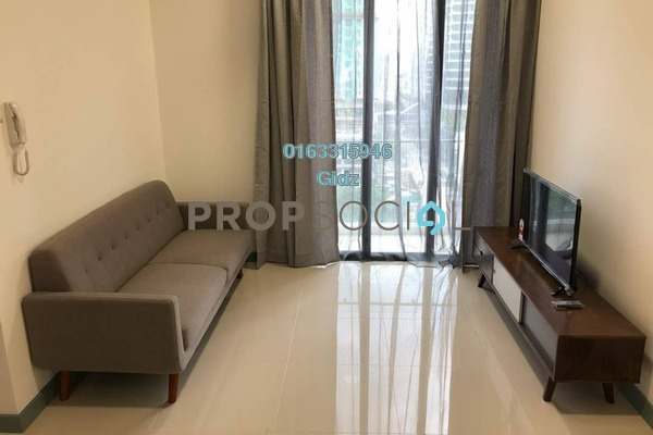 Serviced Residence For Sale in South View, Bangsar South Freehold Fully Furnished 2R/2B 720k