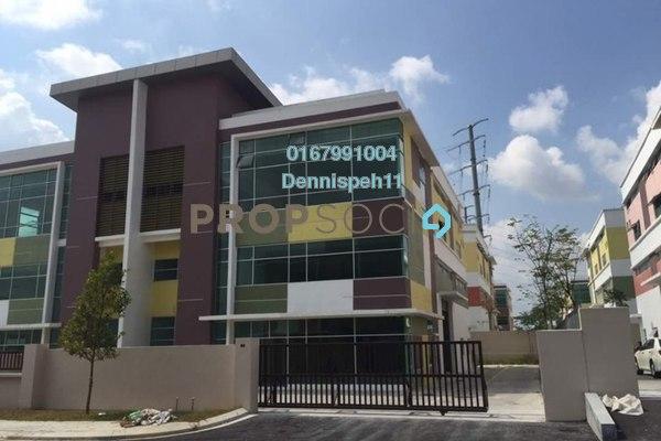 Factory For Rent in SiLC, Iskandar Puteri (Nusajaya) Freehold Unfurnished 0R/0B 3.8k