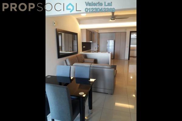 Serviced Residence For Rent in Suasana Bukit Ceylon, Bukit Ceylon Freehold Fully Furnished 1R/1B 2.6k
