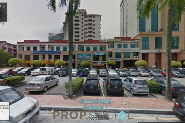 Office For Rent in Kelana Parkview, Kelana Jaya Freehold Unfurnished 0R/1B 1.9k