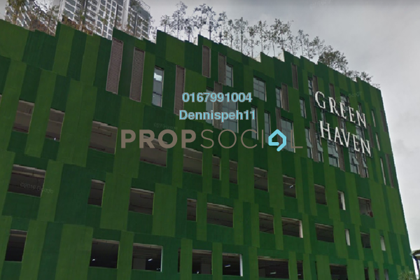 Serviced Residence For Rent in Green Haven, Johor Bahru Freehold Fully Furnished 1R/1B 1.4k