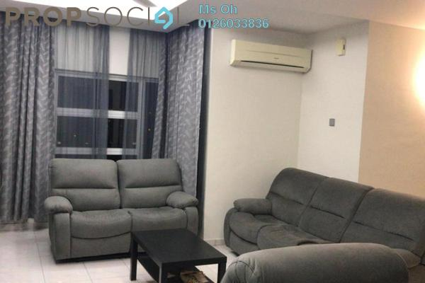 Condominium For Rent in Desa Impiana, Puchong Freehold Fully Furnished 3R/2B 1.5k