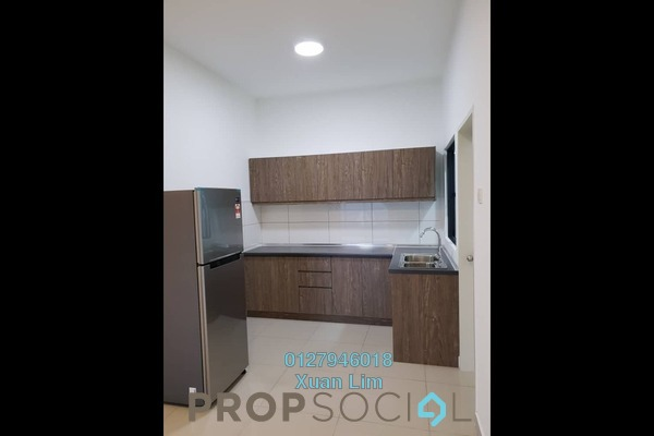 Condominium For Rent in Parkhill Residence, Bukit Jalil Freehold Semi Furnished 3R/2B 1.8k
