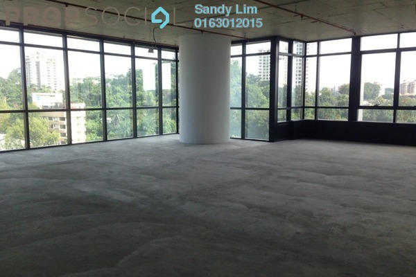 Office For Rent in Menara MBMR, Mid Valley City Freehold Unfurnished 0R/2B 3.51k