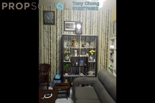 Apartment For Sale in SL11, Bandar Sungai Long Freehold Semi Furnished 3R/1B 188k