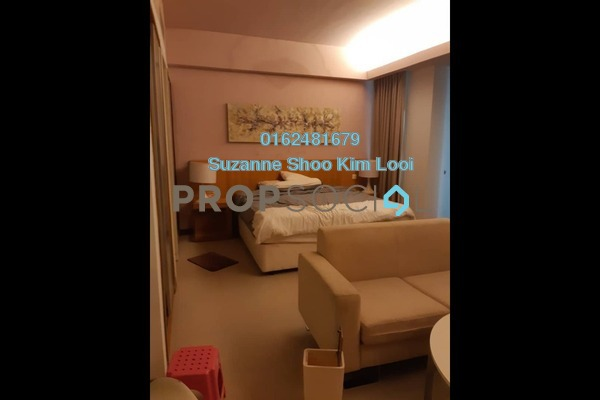 For Rent Serviced Residence at Fraser Place, KLCC Freehold Fully Furnished 1R/1B 2.5k