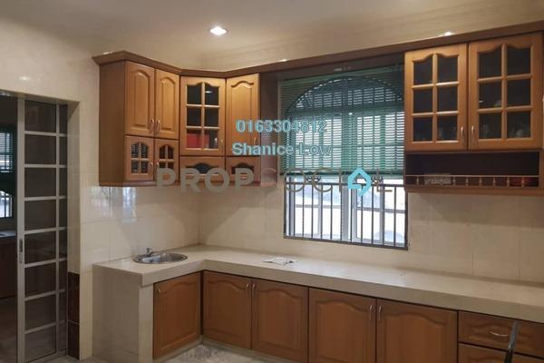 Terrace For Sale in Bayan Hill Homes, Bandar Puchong Jaya Freehold Semi Furnished 5R/4B 1m