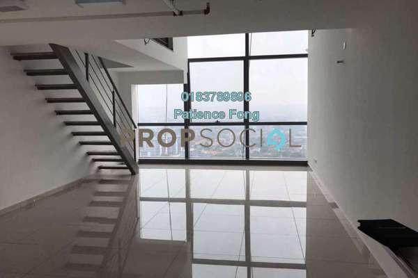SoHo/Studio For Sale in Pinnacle, Petaling Jaya Freehold Unfurnished 1R/2B 730k