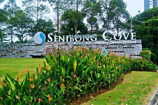 Semi-Detached For Rent in Senibong Cove, Bandar Baru Permas Jaya Freehold Fully Furnished 5R/5B 5k
