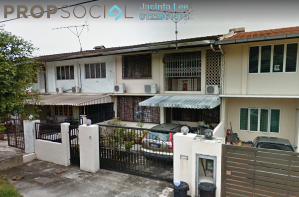 Terrace For Sale in Section 6, Petaling Jaya Freehold Semi Furnished 4R/2B 538k