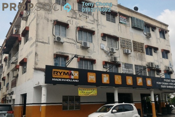Apartment For Sale in Taman Seri Taming, Cheras Freehold Unfurnished 3R/2B 238k