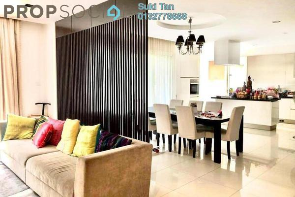 For Sale Terrace at Amelia, Desa ParkCity Freehold Fully Furnished 4R/4B 3.05m