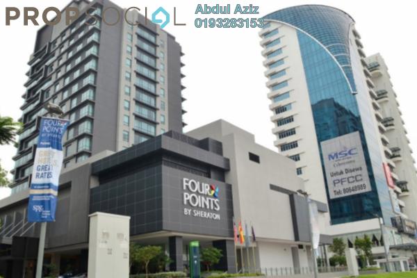 Office For Rent in Puteri 5, Bandar Puteri Puchong Freehold Unfurnished 0R/0B 5.43k