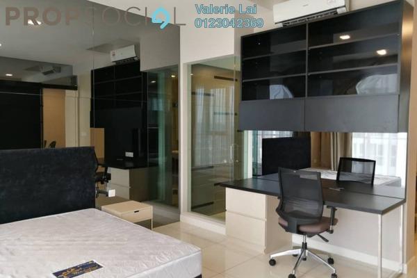 Serviced Residence For Rent in Uptown Residences, Damansara Utama Freehold Fully Furnished 1R/1B 2.6k
