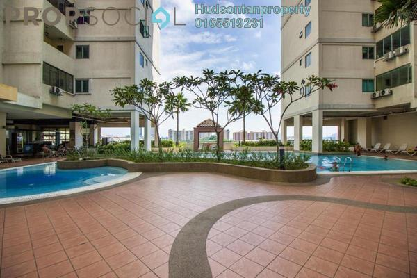 Condominium For Sale in D'Alamanda, Cheras Freehold Semi Furnished 3R/2B 470k