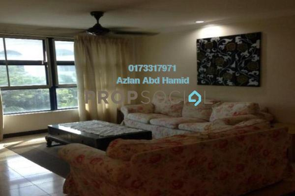 Condominium For Sale in Impiana On The Waterfront, Ampang Leasehold Fully Furnished 3R/2B 580k