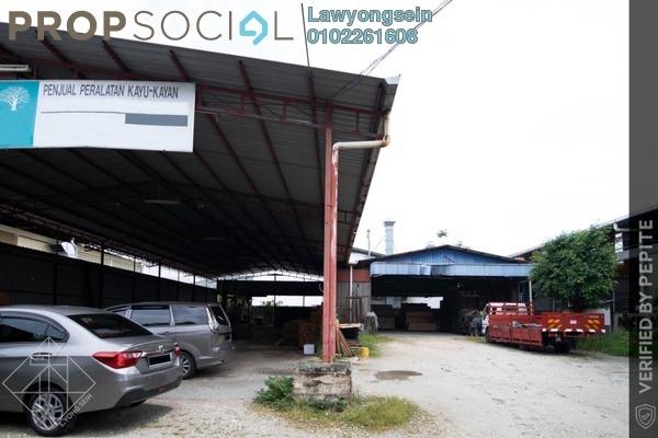 For Sale Land at Taman Kepong, Kepong Freehold Unfurnished 0R/0B 11.3m