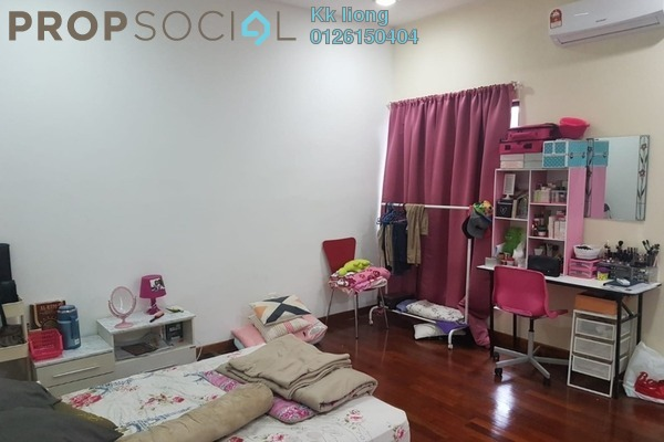 Townhouse For Sale in Odora Parkhomes, 16 Sierra Freehold Semi Furnished 3R/3B 600k