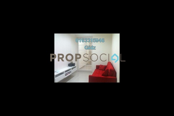 Serviced Residence For Sale in Oasis Ara Damansara, Ara Damansara Freehold Fully Furnished 0R/1B 500k