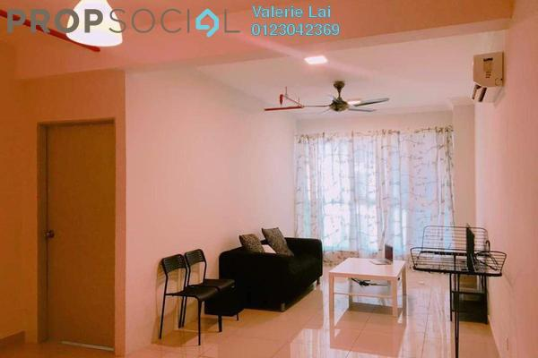 Serviced Residence For Rent in Pacific Place, Ara Damansara Freehold Fully Furnished 1R/1B 1.6k