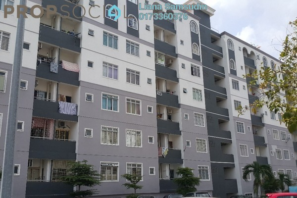 Apartment For Rent in Desa Palma, Putra Nilai Freehold Fully Furnished 3R/2B 1k